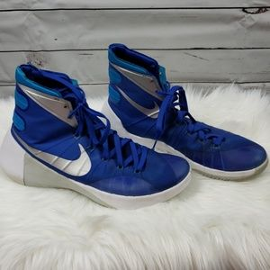 Shades of Blue NIKE Mens Athletic Shoes
